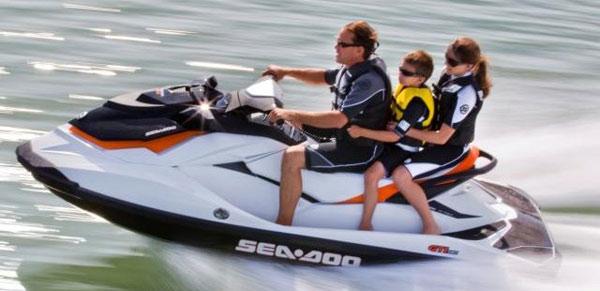 Sea-Doo GTI High Performance Rental Salmon Arm BC